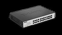 Коммутатор D-Link DES-1100-24. Свитч D-link Б/У
