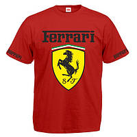 """Футболка """"Ferrari """" (Феррари)"""