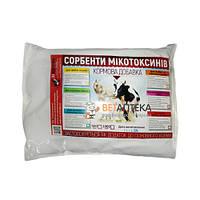 СОРБЕНТ МИКОТОКСИНОВ для грубых и зерновых кормов 1 кг Оранжевый УКРВЕТБИОФАРМ