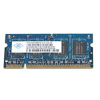 Модуль памяти для ноутбука Nanya SO-DIMM DDR2 512Mb PC2-5300 667MHz (NT512T64UH8B0FN-3C)