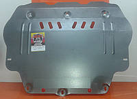 Защита двигателя Skoda Super В 2008-2015