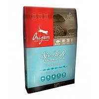 Orijen (Ориджен) 6 Fresh FISH корм для кошек 5.4кг.