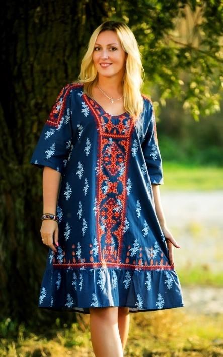 a65c21748332b74 Ожидается поступление красивых летних платьев Индия от интернет-магазина