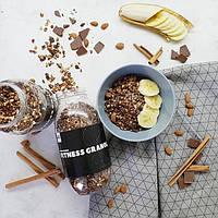 Гранола Fitness Granola шоколадная Craft Whey 450г