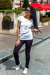 Жіночий прогулянковий костюм 223/217