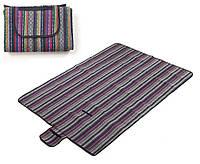 Пляжный коврик, коврик для пикника 200х150 см, фото 1