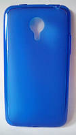 Чехол бампер силиконовый для Meizu MX4