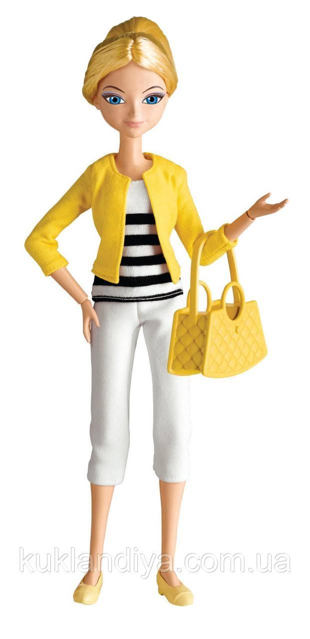 Кукла Хлоя Леди Баг шарнирная / Miraculous Ladybug Fashion Doll