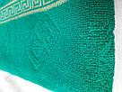 Рушник Версаче зелений 50х90, фото 4