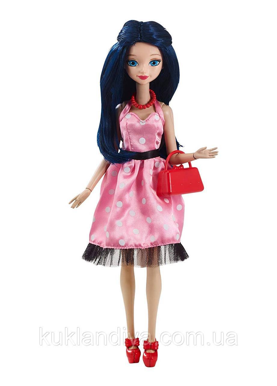 Кукла Маринетт шарнирная Леди Баг и Супер Кот / Miraculous Ladybug Fashion Doll
