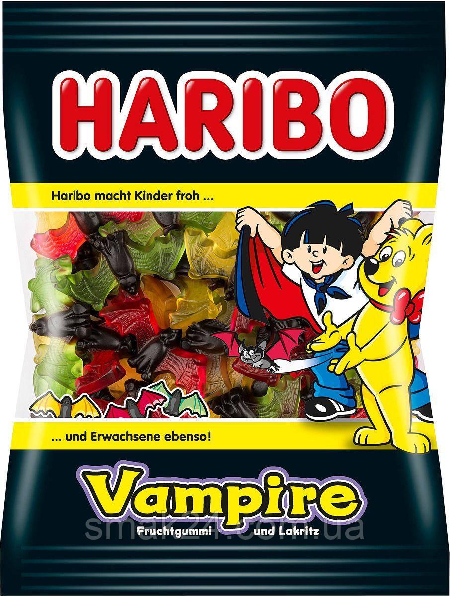 Желейные конфеты Haribo  Vampire (Вампиры) Германия 200г