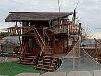 Дизайн и изготовление  детские спортивно-развлекательные комплексы, домики для игр.