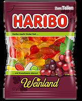 Желейные конфеты Haribo Weinland (Винная страна) Германия 200г