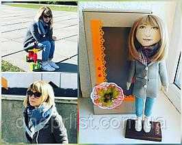 Кукла портретная (заказ по фото)