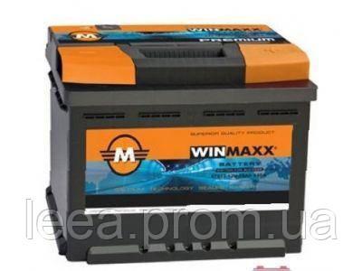 """Аккумулятор WinMaxx 6СТ-72 АзЕ Kamina с планкой ( 72 Ач; 640 А; """"+"""" справа)"""