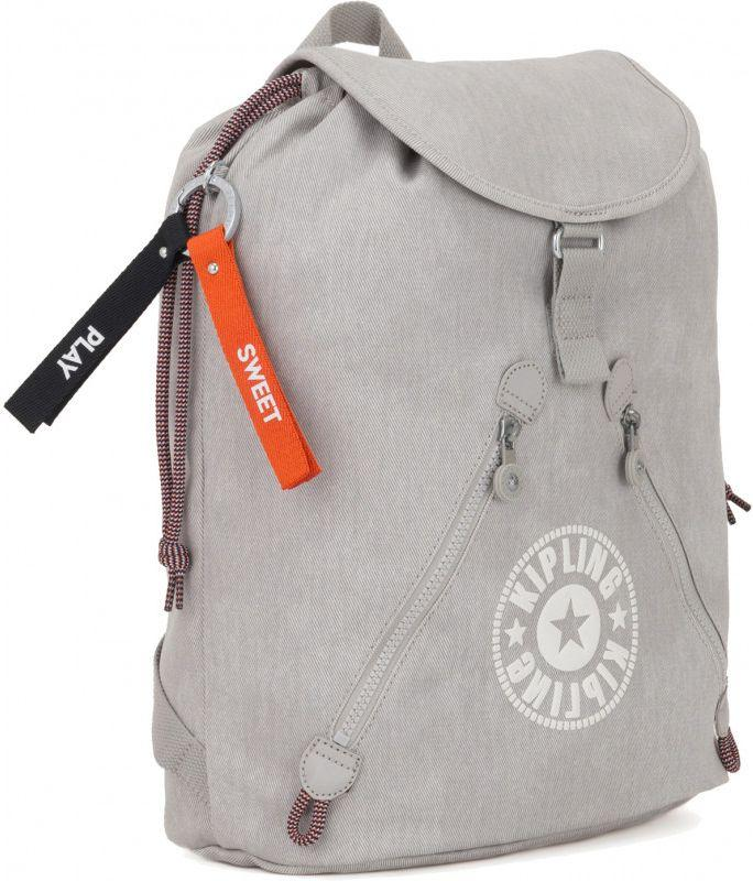 Городской рюкзак Kipling FUNDAMENTAL KI4680_20C, 19л, серый