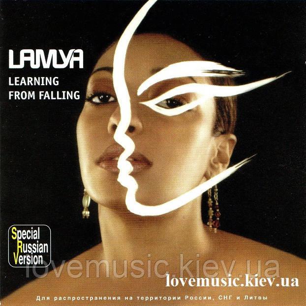 Музичний сд диск LAMYA Learning from falling (2002) (audio cd)