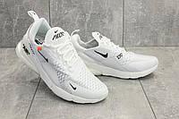 Кроссовки A 936 -2 (Nike Air 270) (весна/осень, мужские, текстиль, белый), фото 1