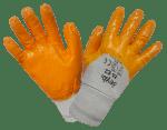 Перчатки с нитловым обливом