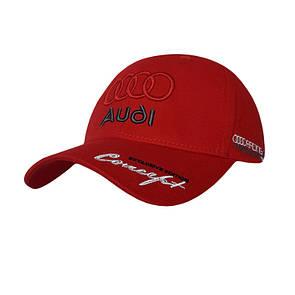 Автомобильная кепка Audi - №5148