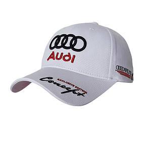 Автомобильная кепка Audi - №5149