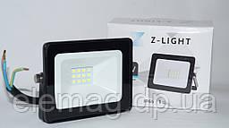10W Прожектор Світлодіодний Led Z-LIGHT 220V IP65 6500K