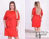 Женское платье Батал Relax, фото 3
