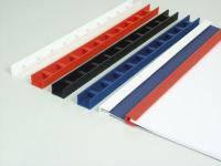 Пластины Press-Binder  7,5мм бел, уп/50