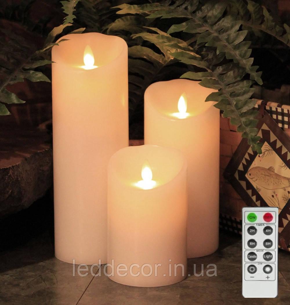 Светодиодные свечи с Имитацией пламени