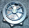 Болт крепления запасного колеса Audi 100 A6 C4 91-97г