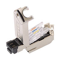 Штекер SIMATIC NET IE FC RJ45, 180 RJ45