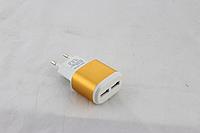 Зарядное устройство 220В USBx2 mod-021