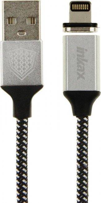 Кабель магнитный Inkax CK-50 USB - Lightning 1 м