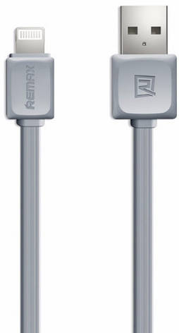 Кабель Remax Fast Data PRO RC-129i USB - Lightning 1 м, фото 2