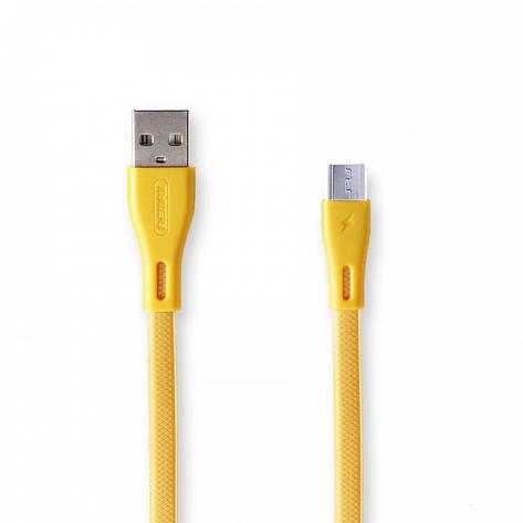 Кабель Remax Full Speed 001M USB - microUSB 2 м, фото 2