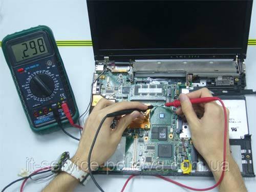 Ремонт та обслуговування ноутбуків, нетбуків