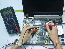 Ремонт и обслуживание ноутбуков нэтбуков