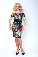 Очаровательное женское платье