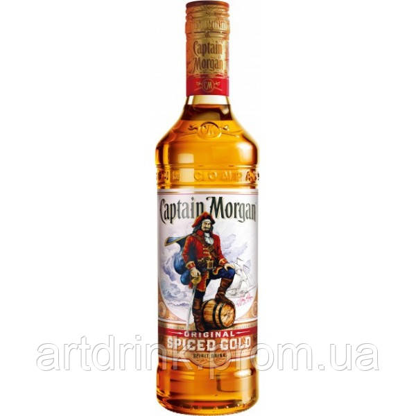 Ром Captain Morgan Original Spiced Gold 0.7л