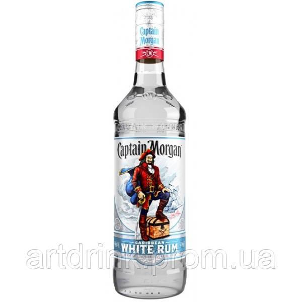 Ром Captain Morgan White 0.7л