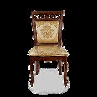 Кресло обеденное деревянное 8037 C орех