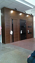 Двери Брама 39.2 шпон дуба венге, фото 2
