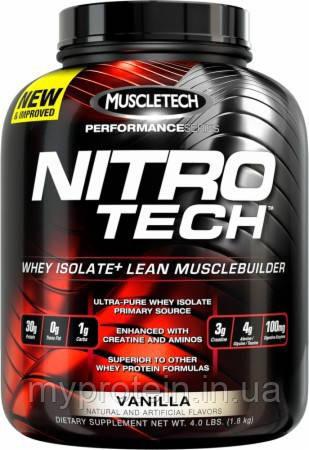 Протеин комплексный Nitro Tech Performance (1,8 kg )