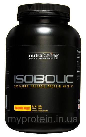 NutraBolics Протеин изолят Isobolic (2,28 kg )