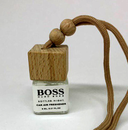 Парфюм-куб белый в автомобиль масляный Hugo Boss Bottled Night 8ml