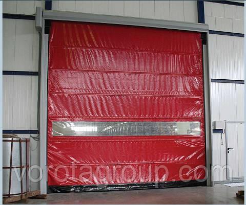Скоростные рулонные ворота DoorHan DynamicRoll 2,8м*2м