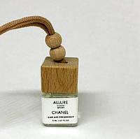 Парфюм-куб белый в автомобиль масляный Chanel Allure Homme Sport 8ml
