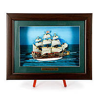 Картина модель корабля парусник Sovereign of the seas FS07