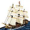 Модель корабля парусник 15 см Royal Caroline GS03B, фото 3
