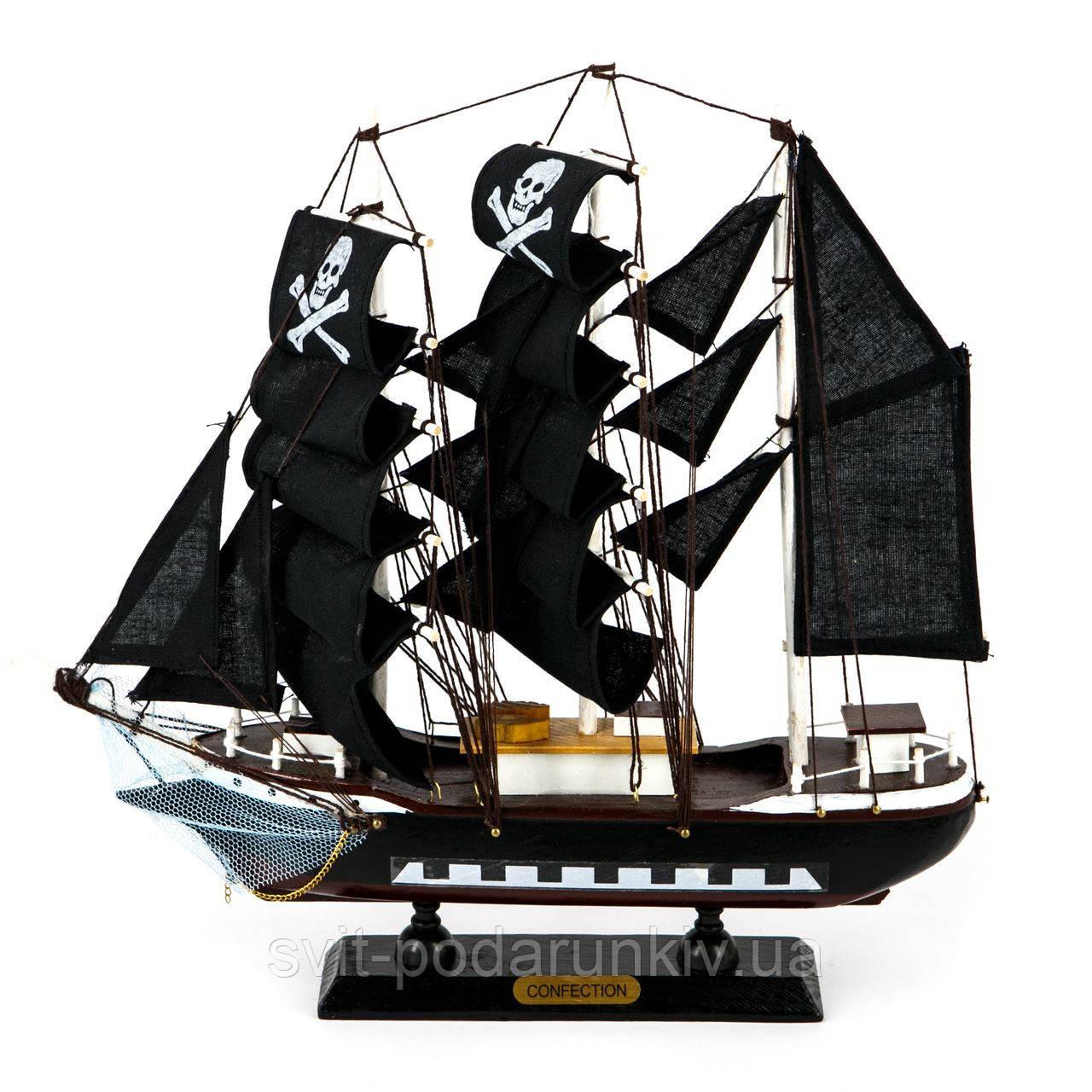 Модель пиратского корабля 34 см 3118G